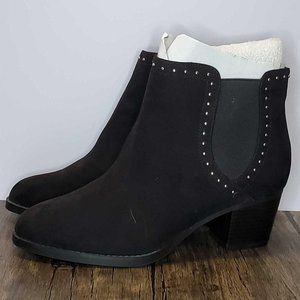 🤶⏬ LANE BRYANT Ankle Boots with studs 9W